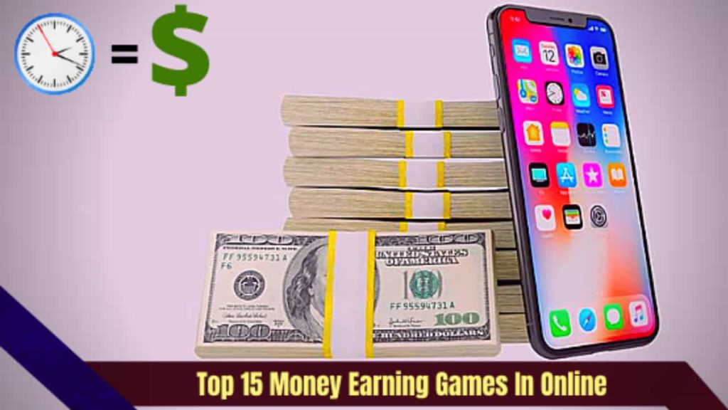 money making online cash games in India